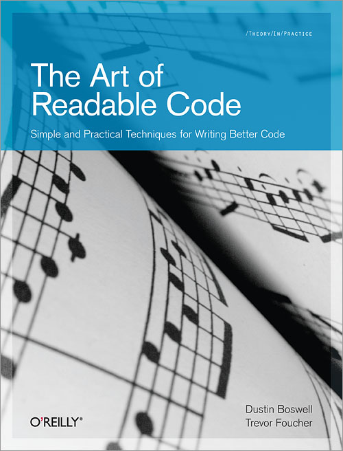 The Art of Readable Code Cover